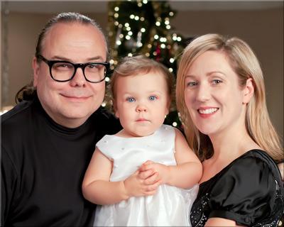 Mark Randall and Family