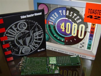 Video Toaster 4000