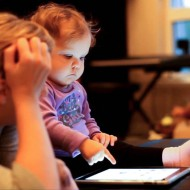 ipad tablet & child development