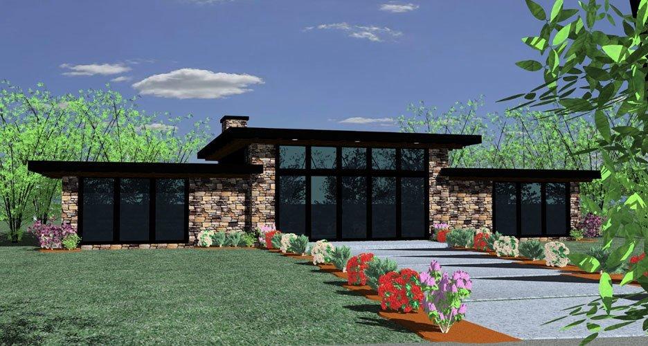 The Modern Minimalist Home Mark Stewart Home Design