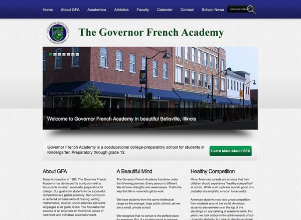 Governor French Academy