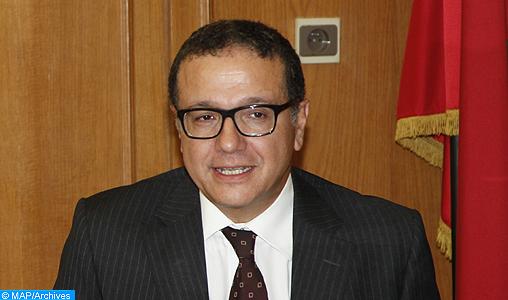 Le ministre de l'Economie prévoit une hausse du taux de croissance à la mi-2017
