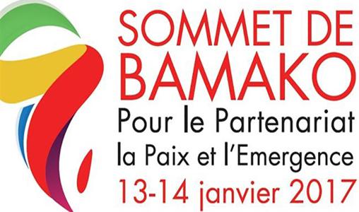 Ouverture à Bamako du 27ème sommet Afrique-France avec la participation du Maroc