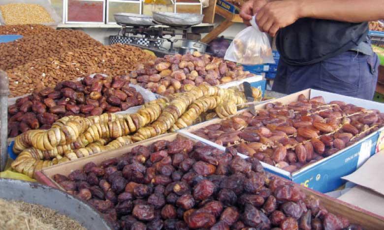 Ramadan: Toutes les mesures nécessaires prises pour garantir un approvisionnement normal du marché