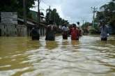 Inondations au Sri Lanka: Le bilan porté à 169 morts