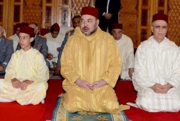 SM le Roi, Amir Al Mouminine, accomplira, lundi, la prière de l'Aïd Al Fitr à la Mosquée Al-Mohammadi à Casablanca