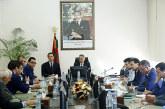 M. Elalamy réitère l'engagement déterminé de son ministère à soutenir le repositionnement des CCIS