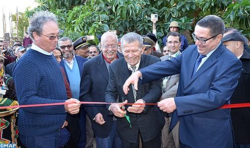 Le «Jardin des cactus», nouvelle extension du parc à crocodiles d'Agadir