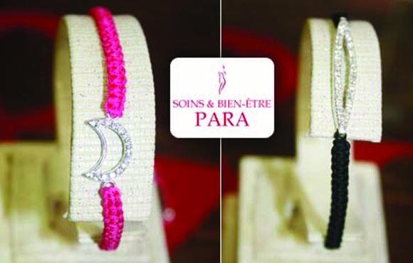 Bracelet en Argent à seulement 130dhs au lieu de 250dhs chez la Bijouterie Rarhib!