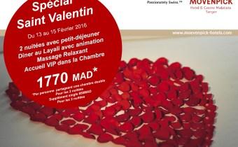 Spéciale Offre pour le Saint Valentin