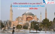 Istanbul en Hiver 3850DH