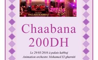 Chaabana spéciale femmes