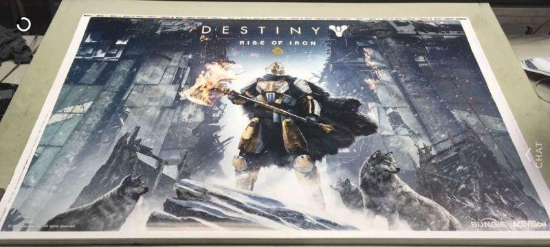 Rise of Iron Leaked Poster Kotaku 2