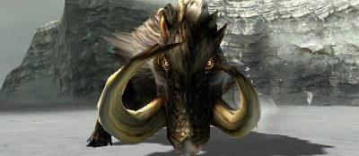 The Bullfango is a fairly easy monster, but his knockback potential can lead to some dire circumstances.