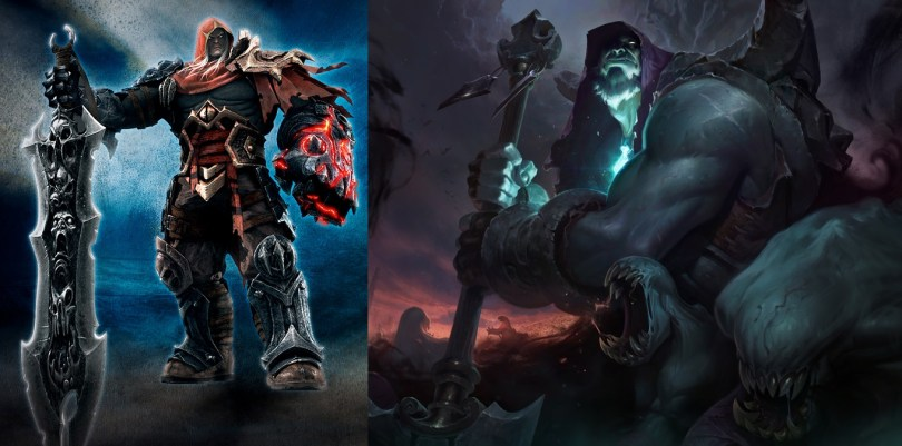 Yorick and War Comparison