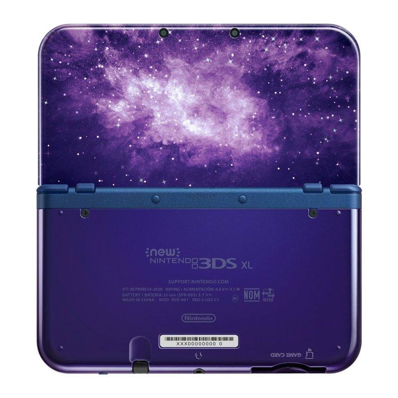 3DS Galaxy Nintendo Direct