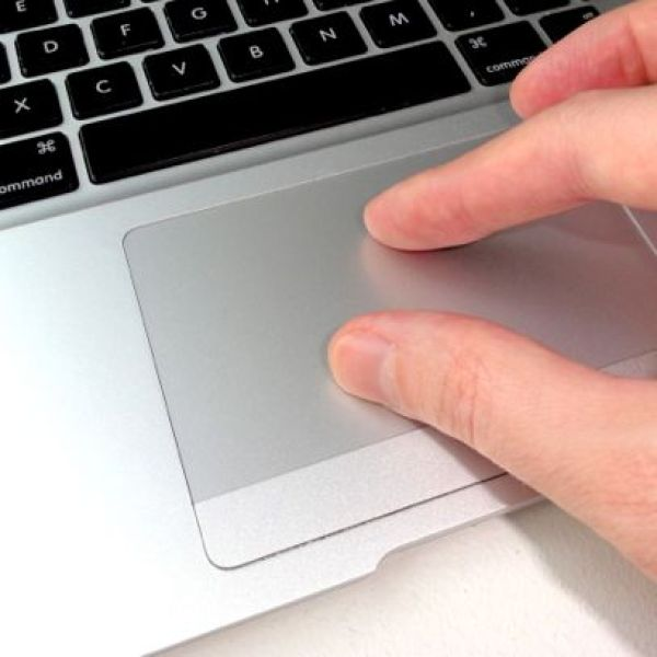Thumb and Finger Zoom Technique