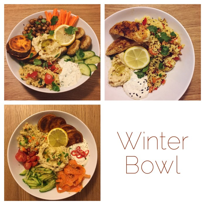 Winter Buddha Bowl