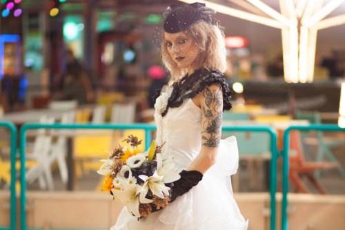 Alternative wedding photography by Paola De Paola