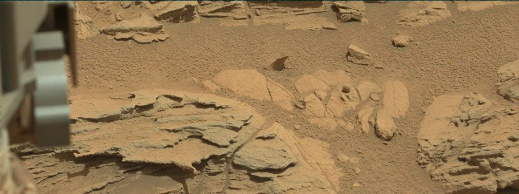 What Is This Bizarre Ball That The Curiosity Rover Found ...