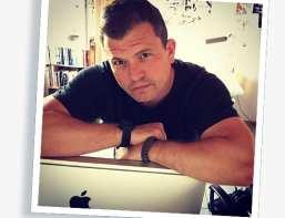 Ian David Marsden - illustrator, designer, artist, cartoonist