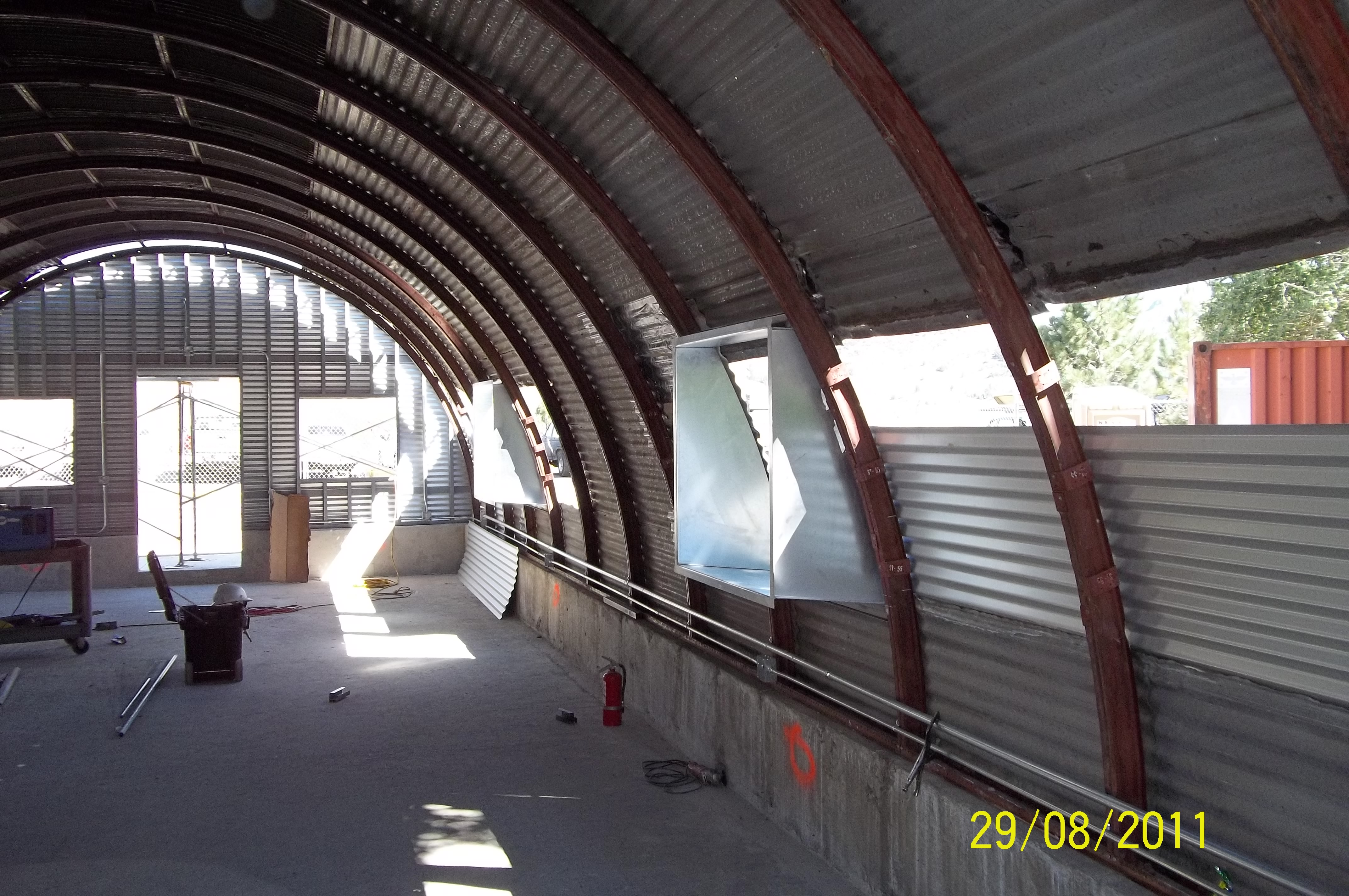 Multipurpose Cons Quonset Hut Homes Canada Interior Quonset Remodel Quonset Hut Remodel Marshall Bartels Construction Quonset Hut Homes Pros curbed Quonset Hut Homes