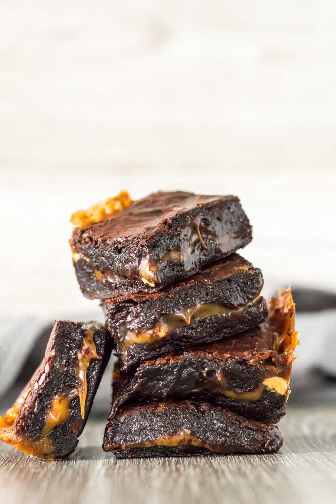 Comfy Mail Nutty Caramel Brownies Nutty Caramel Brownies Baking Addiction How Long Do Brownies Last Unrefrigerated How Long Will Brownies Last nice food How Long Do Brownies Last