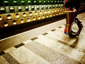 Hudba v metru