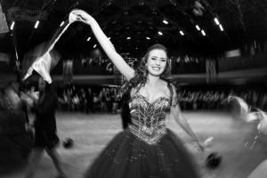 Ples 4. B Litoměřice 2017