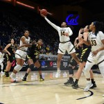 Oregon beats Cal Bears 105-85