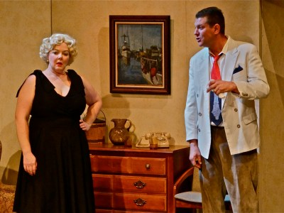'Insignificance' at the Campbell Theater is an  elegant, thoughtful piece of historical fiction