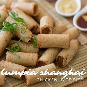Lumpia Shanghai Chicken