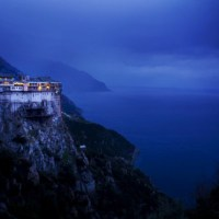 The beauty of Mount Athos