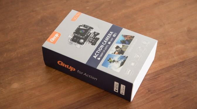 アクションカメラ GitUp Git2 (3/?)