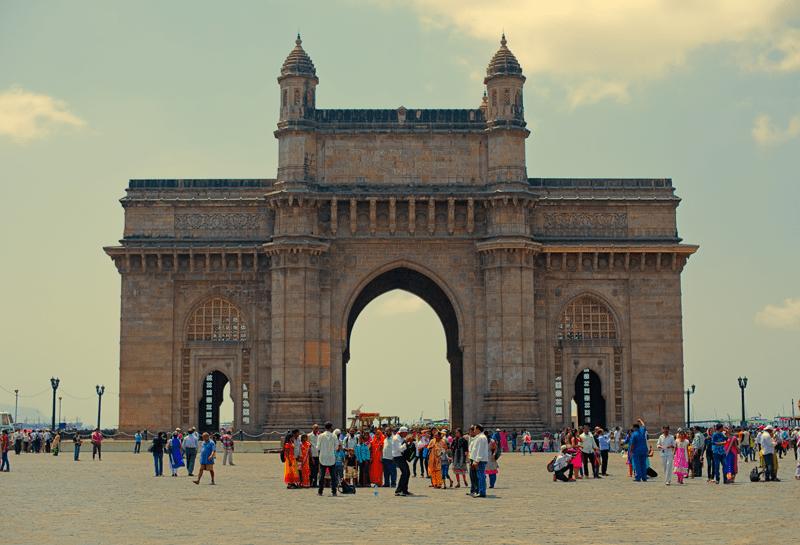 Mumbaj - intenzívny ako rana kladivom
