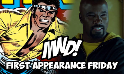 FIRST APPEARANCE FRIDAY  Bushmaster   Marvel News Desk Luke Cage First Appearance Friday thumbnail