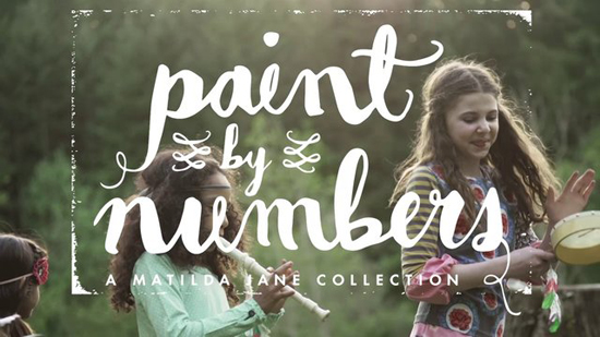 Matilda Jane Paint By Numbers