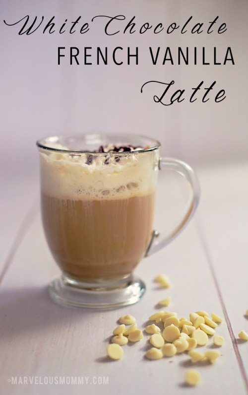 white chocolate french vanilla latte recipe 1 french vanilla k cup ...