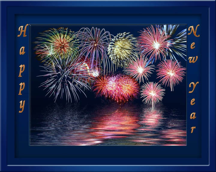 Free Happy New Years Wallpaper. 1280 x 1024.Free Happy New Year Screensaver