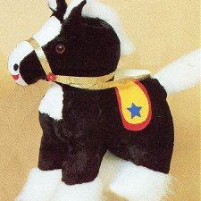 Caesar Horse – Lrg- #599