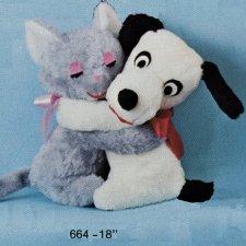 Cat & Dog Lover- Lrg #664