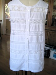 Linen and Lace Refashion14
