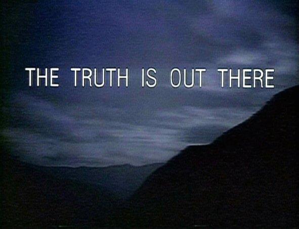 X Files Trut
