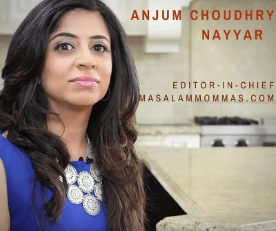 Anjum Choudhry Nayyar