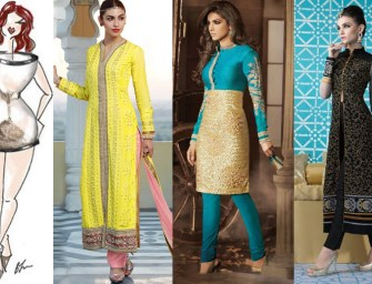How to Pick the Right Indian Suit for Your Body Type
