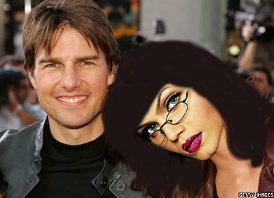 Tom cruise rakhi
