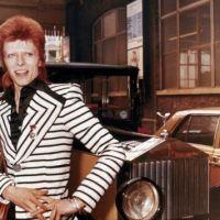 David Bowie x