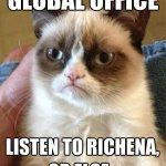 GO grump cat