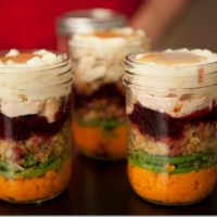 Thanksgiving in a Jar