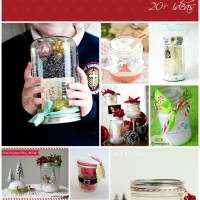 Holiday Gift Ideas in Jars